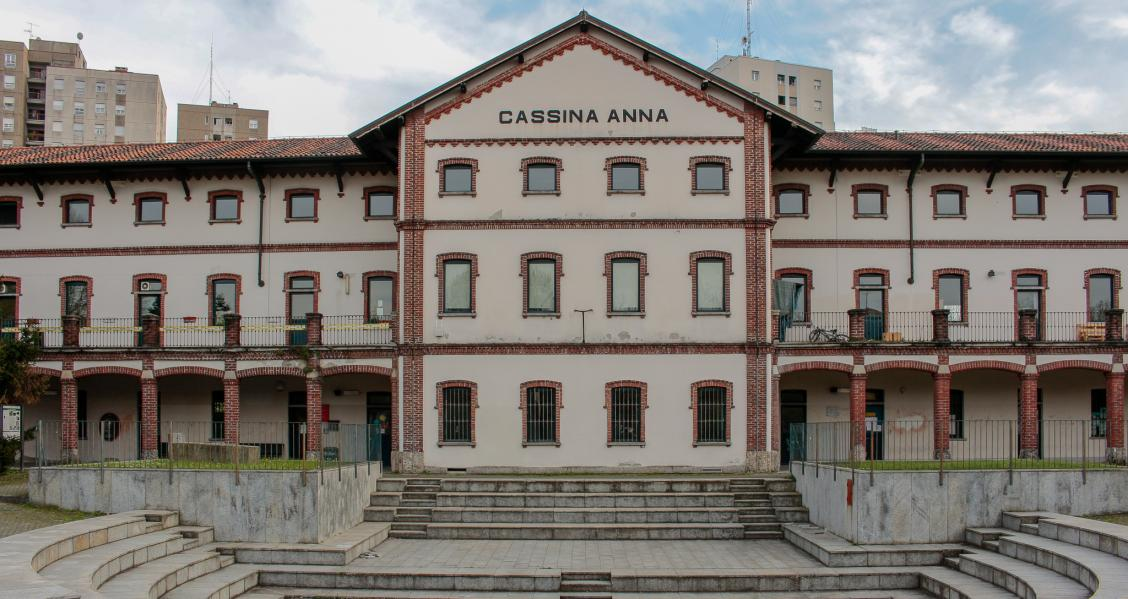 Biblioteca Cassina Anna
